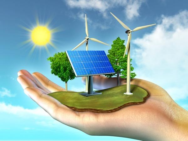 green energy picture